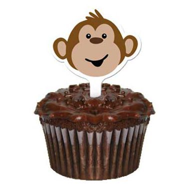 Buy Monkeyin' Around Cupcake Picks (12-pack) and other All Parties party supplies. The most popular party Supplies and Decorations, all available at wholesale prices!