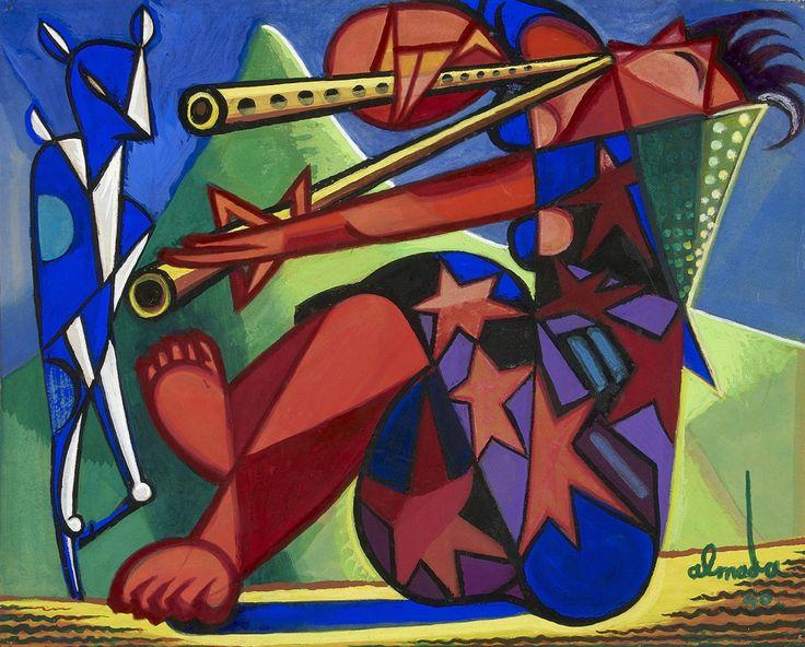 José de Almada Negreiros: uma maneira de ser moderno - Museu Calouste Gulbenkian
