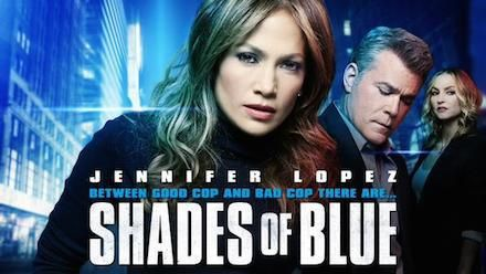 Jennifer Lopez in Shades of Blue - King Says 2015