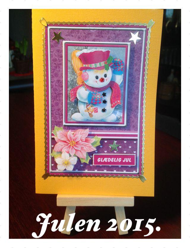 Lige en til slags julekort til i år :)
