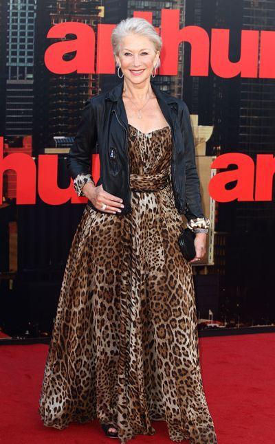 Dolce Helen Mirren