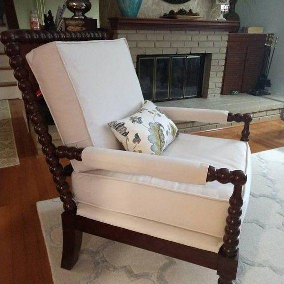 Custom Cushion Covers Boxed Chair Cushions Chair Cushion Redo Seat