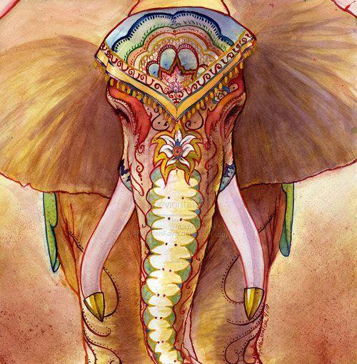 bonito elefante