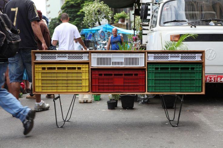 "Mauricio Arruda. diseñador brasileño que ha creado ""Jose Collection"""