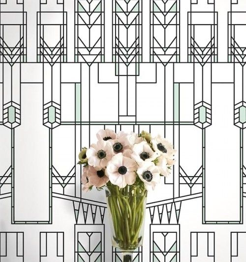 2014 Sister Cities Wallpaper Collection from Grow House Grow | Design*Sponge