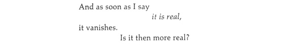 Octavio Paz, What I See and What I Say