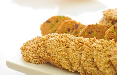 Sesame Cookies (Barazek) Recipe