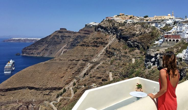 The Practical Guide to Santorini: The Crown Jewel of the Cyclades | Yoga, Wine & Travel