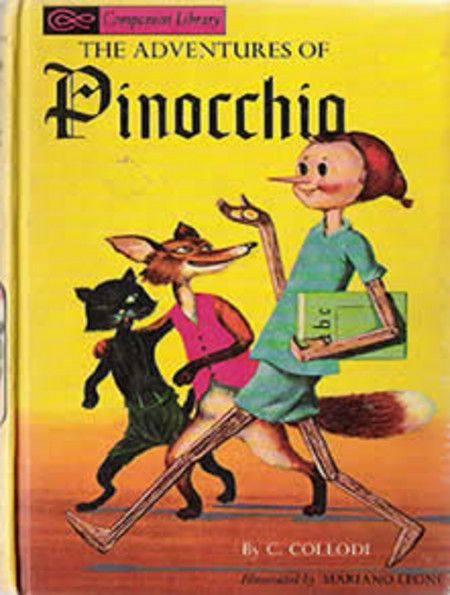 pinocchio by carlo collodi | LibraryThing