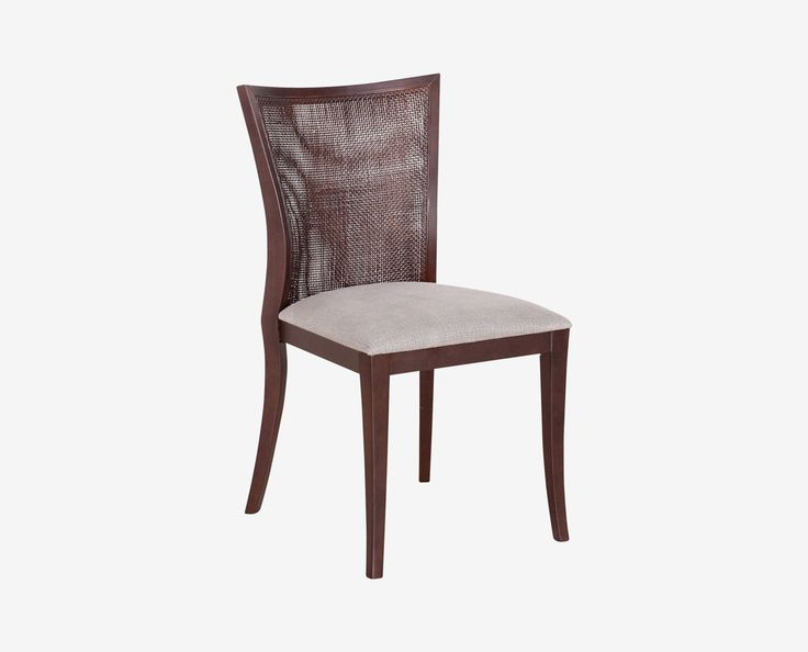 Elegant modern beach style dining chair