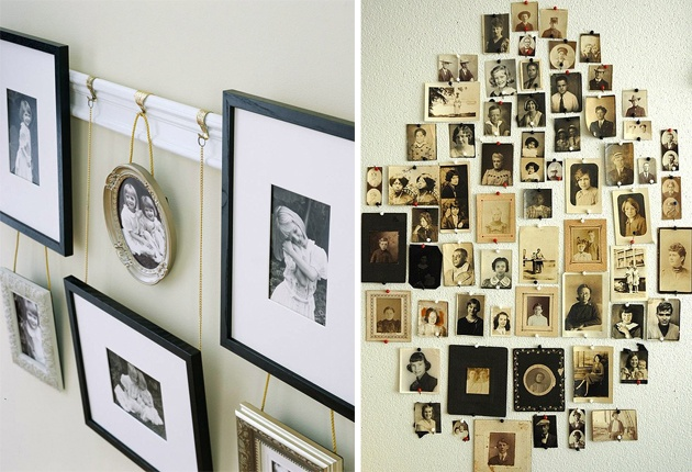 Happy Friday Photo Displays For 2013 Molding Ideas