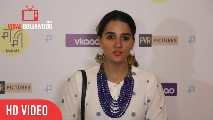 Shruti Seth At Special Screening Of The Zookeeper's Wife   The Mami Film Club
