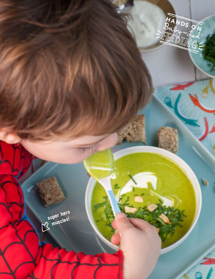 This soup is so hearty it will warm your little baby right down to their toes. Its jam packed with iron & vitamin C and perfect for baby led weaning hands.