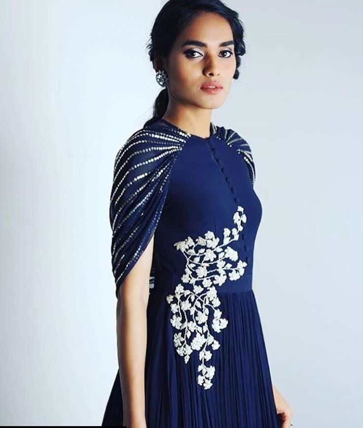 Ridhi Mehra # draped # pleated # hand crafted #