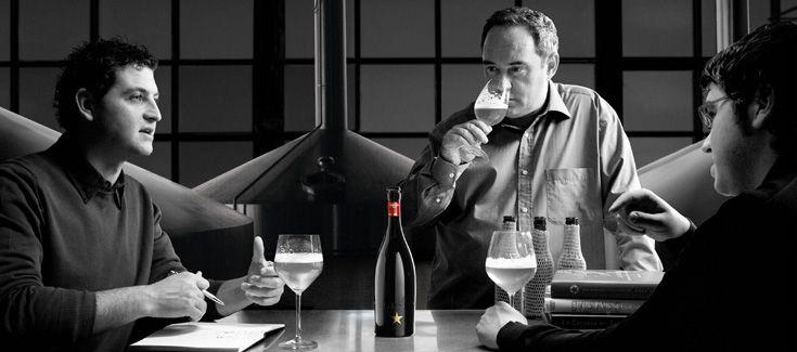 Estremma Damm Inedit and Ferran Adrià