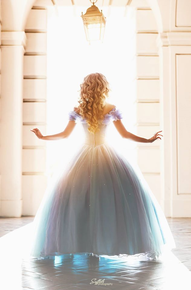 Cinderella, Courtoon Cosplay