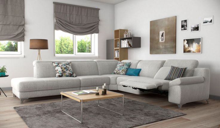 From terminals, to sofa beds, corner groups to chairs - all controlled by your sofas own app!