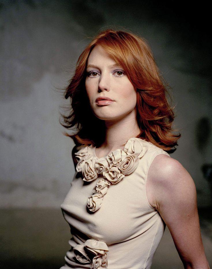 redhead - Alicia Witt D
