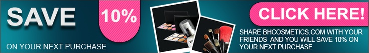 BH Cosmetics-professional palettes