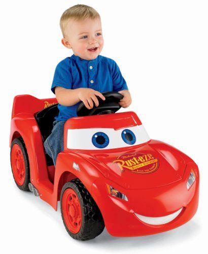 Disney Pixar Cars Battery Powered Car