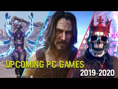 5 Best Upcoming PC Games in 2019 & 2020 | Action games | Multiplayer Games – You…