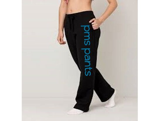 Comfortable pants, with lots of choices in wording :)