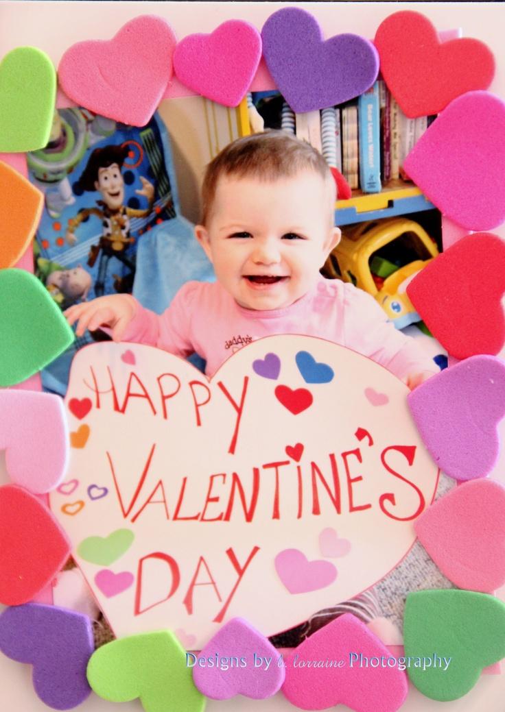 Toddler Valentine Craft For Daddy