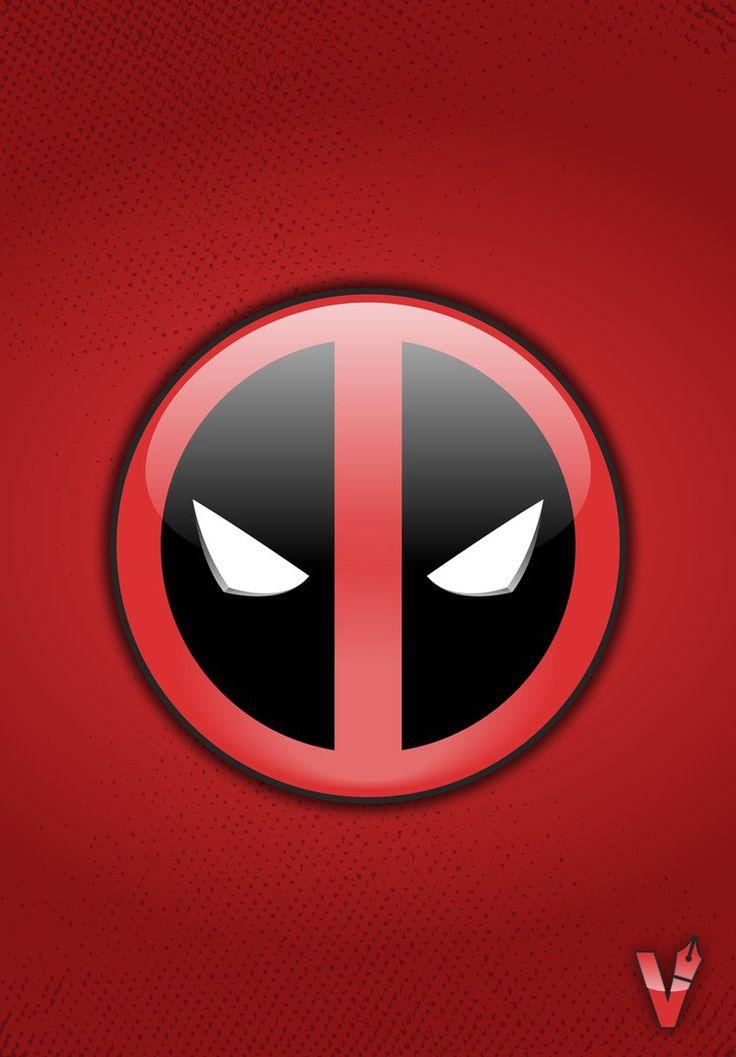 #Deadpool #Fan #Art. (Deadpool - Belt Emblem (Portrait) By:Armaghanbashir. (THE * 5 * STÅR * ÅWARD * OF: * AW YEAH, IT'S MAJOR ÅWESOMENESS!!!™)[THANK Ü 4 PINNING<·><]<©>ÅÅÅ+(OB4E)
