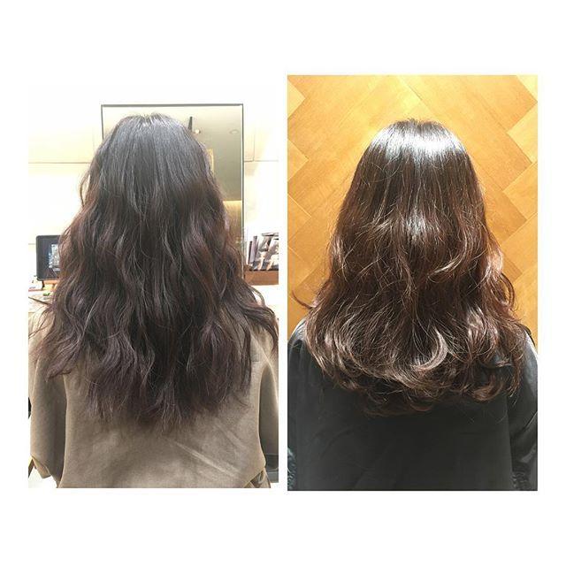 2016/11/20 09:01:03 naoyaueno555 丸みのあるヘアスタイル。 今月いらしてくれたお客様。 ダメージしているところを切って少し整えたいと言うことでした。 カットラインが少しバラバラしていたので綺麗に整えて いつもと少し違う丸みのある仕上げにしました(*^^*) 髪の毛を伸ばすにはずーっとカットしないのはナンセンスです。 毛先はダメージしていくので そこを切ってあげたりケアしてあげることで 毛髪の発育もよくなります。 乾燥の季節が本格的になる前に毛先のケアだけでもしてはいかがでしょうか? 髪のお悩みなんでも受け付けます。 閲覧ありがとうございます。 ・  #東京#TOKYO  #日本#JAPAN #Photodesigner#Photo #上野#上野尚哉 #夢#dream#followme #冬#winter #コテ巻き #トリートメント#カット #美容 #hair #トレンド #池袋 #モデル#オイル  #乾燥 #ツヤツヤ #かわいい #サロンモデル#サロモ #アヴェダ#aveda #2016 PEEK-A-BOO AVEDA #美容