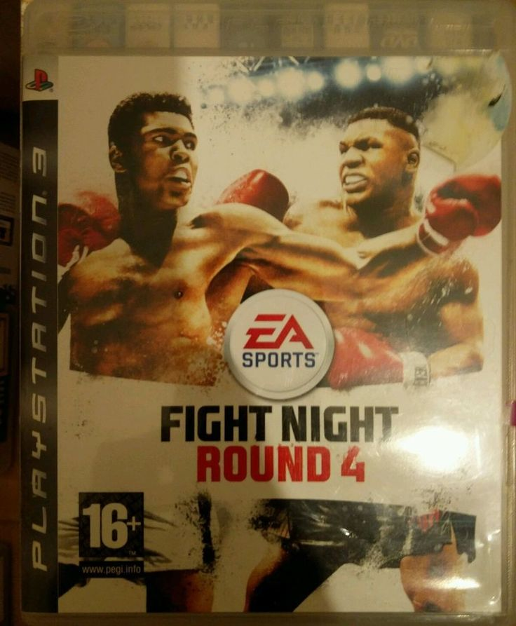 Fight Night: Round 4 (Sony PlayStation 3, 2009) - European #PS3 #Boxing #Bargain #FightNight