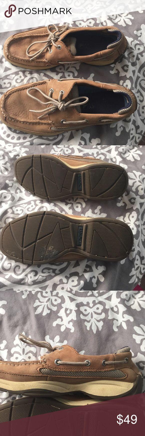 Men's Sperry Top Sider Men's size 8M SPERRY TOP SIDER very good condition Sperry Top-Sider Shoes