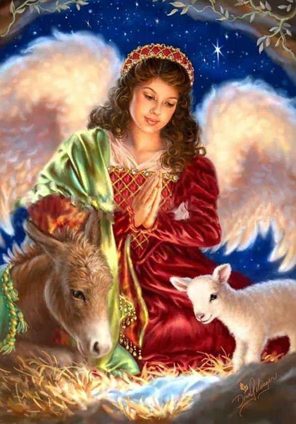 Impressioni Artistiche : ~ Dona Gelsinger ~ Christmas