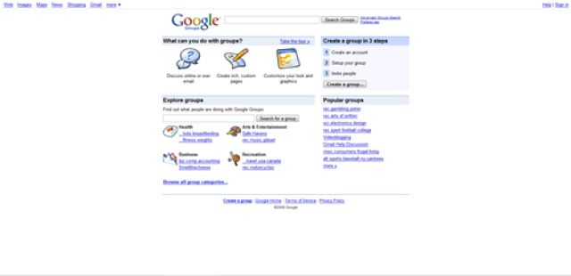 Twenty Things You Didn't Know You Could Do With Google Search: Google Groups