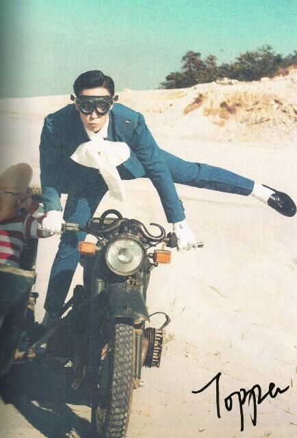 BIGBANGWORLD: [PHOTOS] T.O.P's DOOM DADA Special Edition (131217)