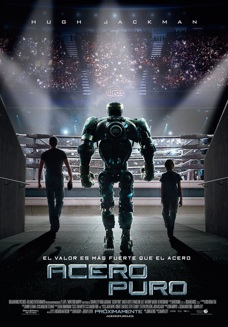Acero puro - Real steel