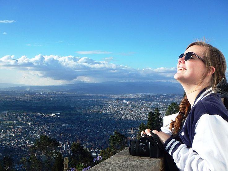 Visiter Bogota entre copines  Monserratte    Colombie, Amérique du sud, Amérique Latine