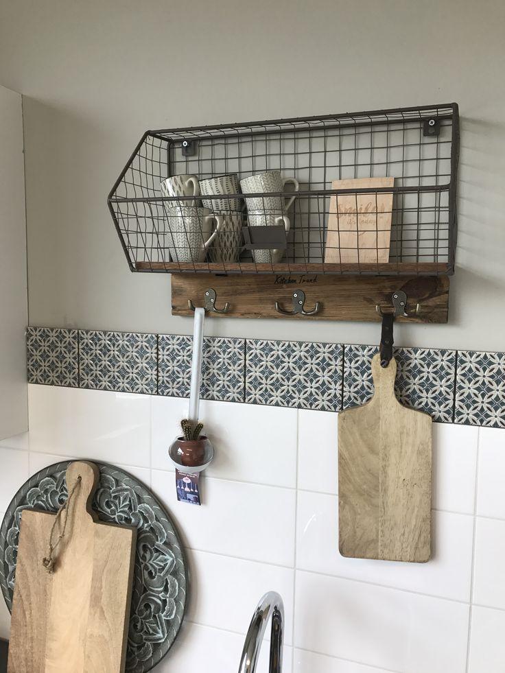 Patroontje keuken