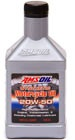 http://www.amsoil.com/catalog.aspx?code=MCVQT=1396207  AMSOIL 20W-50 Synthetic Motorcycle Oil is a premium oil designed for those who demand the absolute best lubrication for their motorcycles.