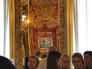 Di tutto e di più sulla Sardegna di Giurtalia e tanto altro ancora.: San Pietroburgo ed il rompicapo della Camera d'Amb...