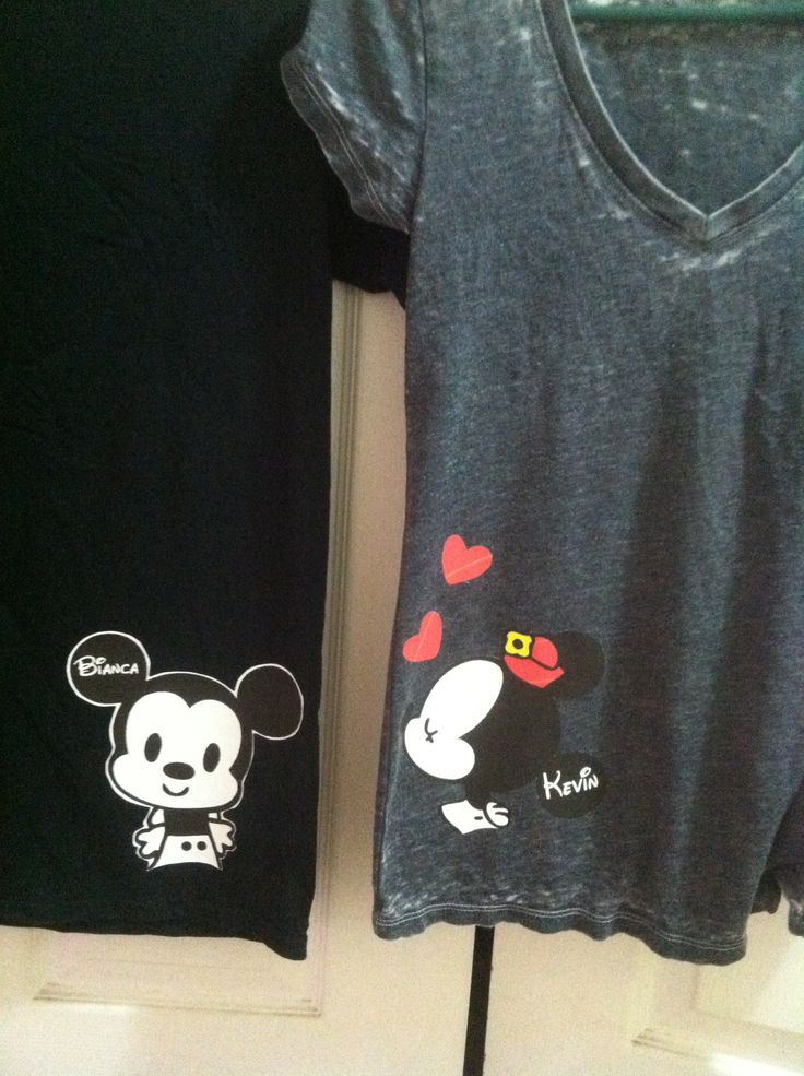 21 Best Images About Couples Shirts On Pinterest Disney