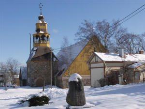 Uusikaupunki vanha kirkko. koti02