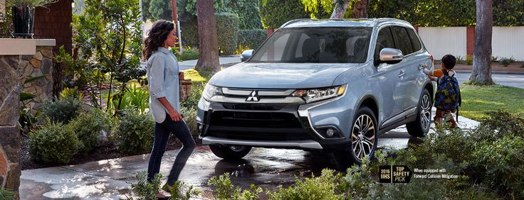 Explore the fully loaded, remarkably fuel efficient 2017 Mitsubishi Outlander. From 3rd row to 31 highway MPG, the Outlander is our most advanced CUV yet.