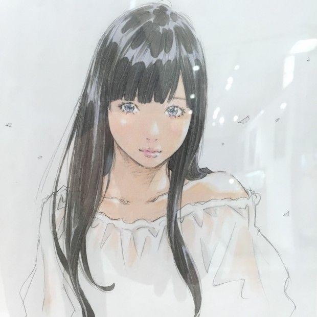 生原画に震える!窪之内英策さんの原画展「LOVELY」が熱い!