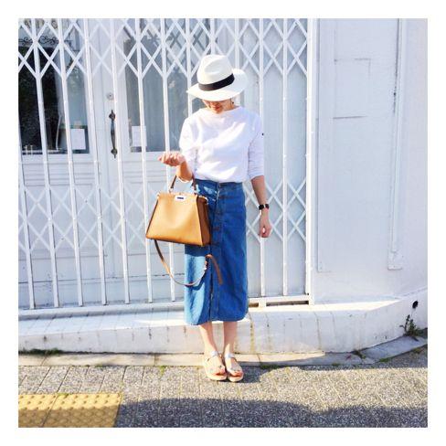 ファッション/先日のコーデ♡ 最近... 働く女性のおしゃれを磨くファッション誌「BAILA(バイラ)」の公式サイト「@BAILA(アットバイラ)」 HAPPY PLUS(ハピプラ)