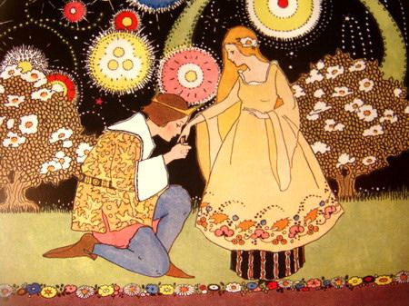 17 Best images about Classic Fairy Tales and Nursery Rhymes... on Pinterest   Sleeping beauty, L