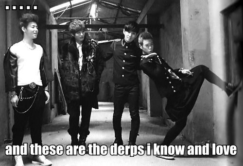 Block B. xD I love them so much
