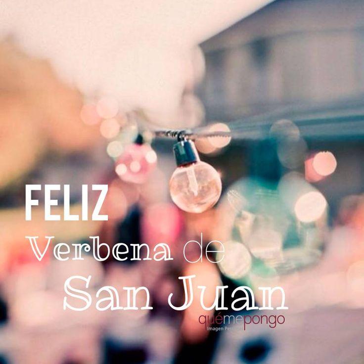 Feliz verbena de San Juan #verbena #sanjuan #verano