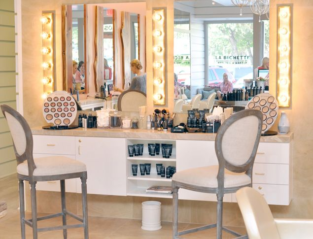 french styling stations | ... The Newest, Chicest (and Most Adorably French) Blow Dry Bar in Dallas