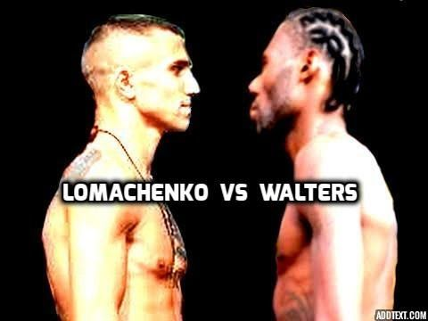 Joshua vs Martin-Walters vs Lomachenko both confirmed