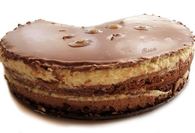Кулинарная книга Алии: 280. Французский торт